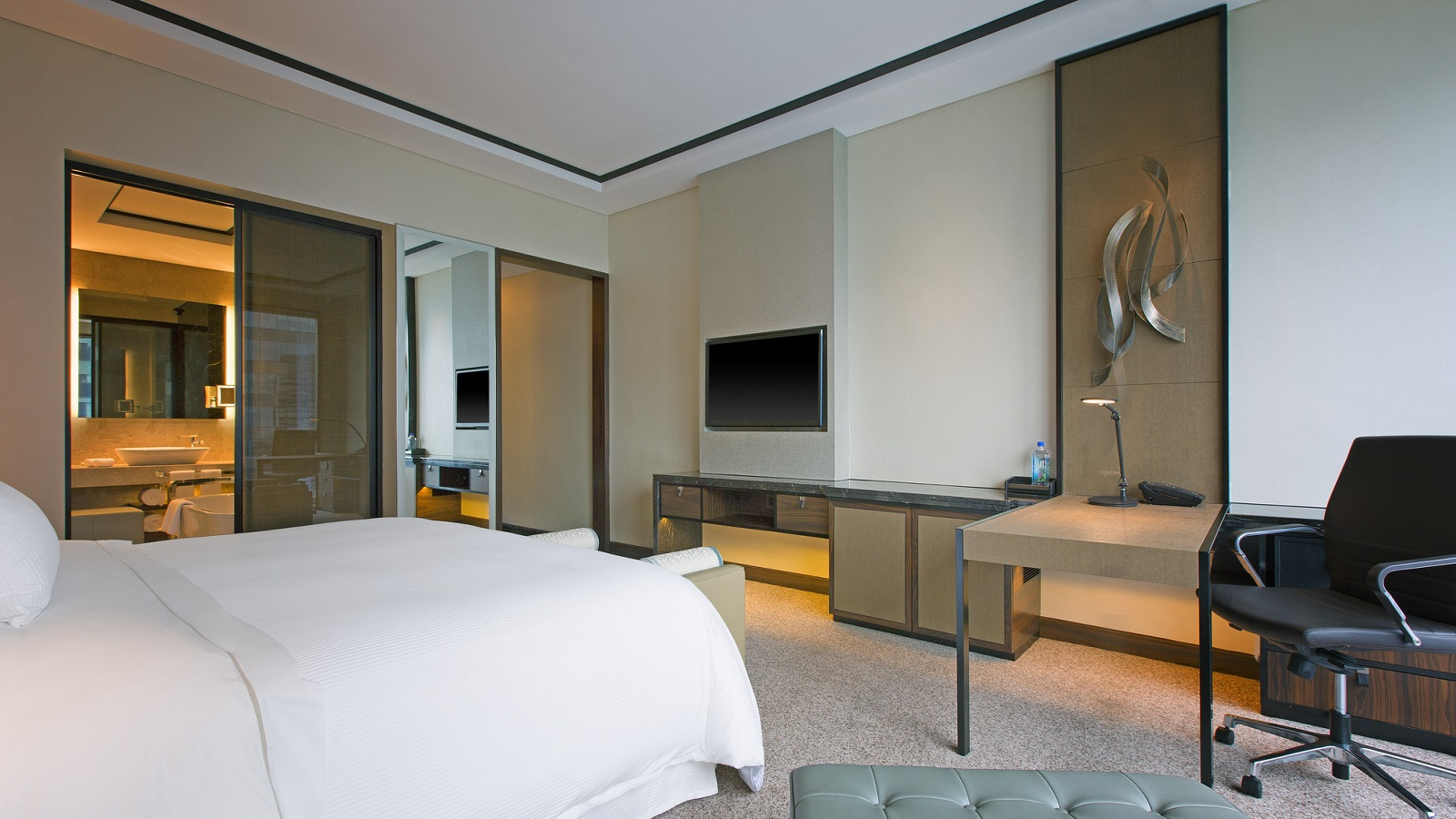 5 star hotel rooms suites the westin singapore for Room 6 design
